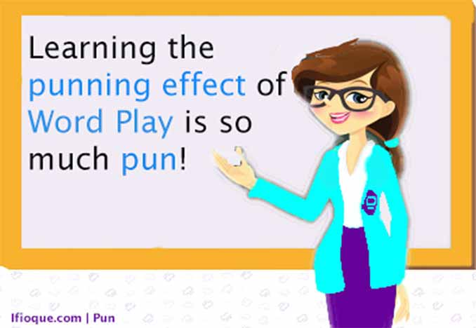 Pun (Play on Words) | Breaking Down Some Examples of Pun